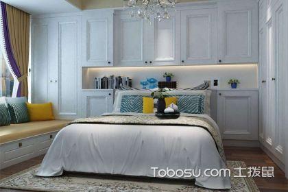 卧室壁柜装修效果图,卧室壁柜的选购技巧有哪些