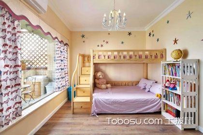 双人儿童房如何装修?双人儿童房装修要点介绍