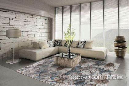 客厅地毯选购技巧介绍,让客厅更美观温馨