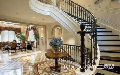 楼梯扶手效果图,你喜欢哪一款呢?