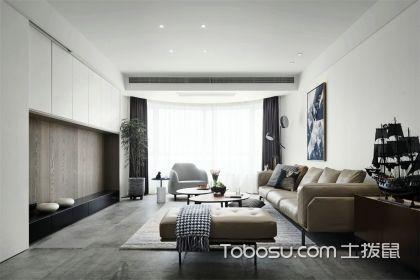 75平简约风格家装案例,带您走进简约风格家居设计
