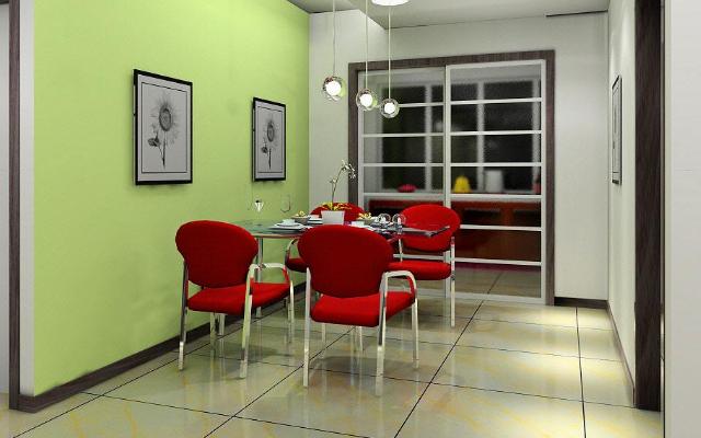 餐厅墙面适合挂什么画?餐厅如何搭配呢?