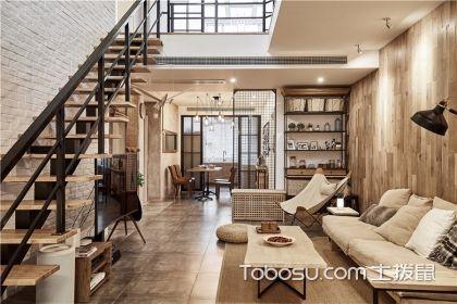 loft户型改造案例,老房子的大变身