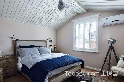 阁楼卧室装修效果图,给你一个欣赏夜空的房间