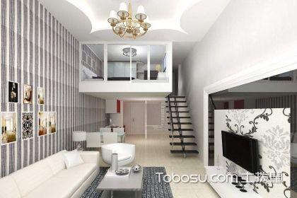 90平米房屋带阁楼装修效果图,90平米带阁楼的房子怎么装修