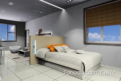 客厅卧室一体装修效果图,客厅卧室一体装修隔断方式