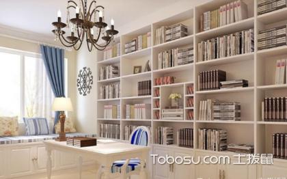 宜家书房装修效果图,舒适的办公空间