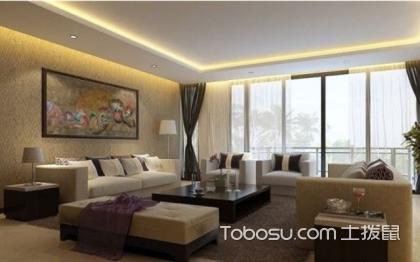 现代简约客厅装修,赏析经典案例