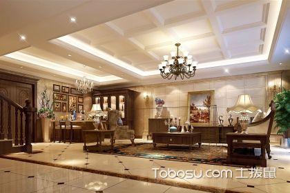 别墅客厅u乐娱乐平台实景图,你最喜欢哪种U乐国际