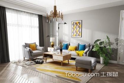客厅窗帘颜色选择注意事项,这四点不容错过