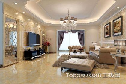 客厅装饰画选择技巧介绍,教你选到合适的客厅装饰画