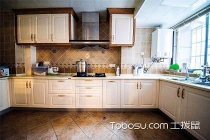 美式厨房装修效果图大全,经典大气又实用