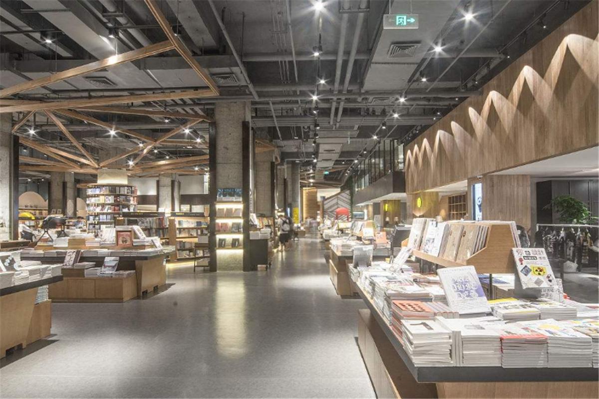 书店如何装修设计,书店装修设计原则
