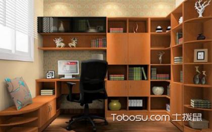 12平米书房装修效果图,让空间充满舒适