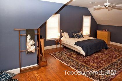 不规则卧室装修效果图,不规则才能更个性