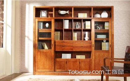 欧式家具书柜效果图,别人家的书柜