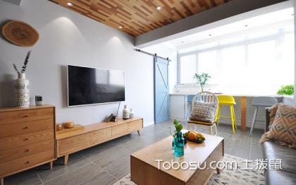 80平方户型设计效果图,舒适的小空间