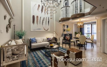 两室两厅跃层装修效果图,打造一个完美的家