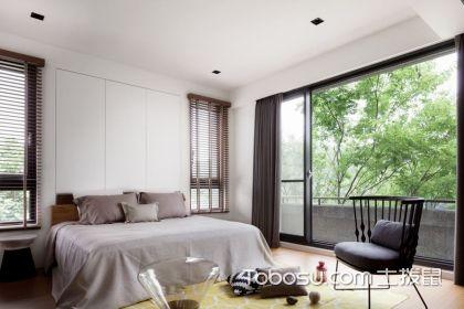 卧室移门装修效果图,这样的设计舒适大方