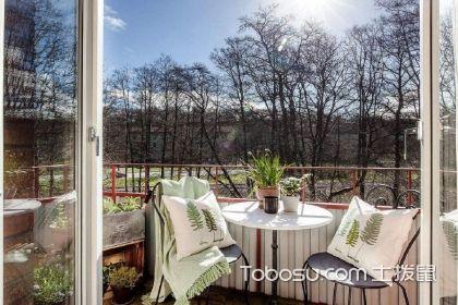 家装小阳台装饰搭配技巧,小阳台也可以很惊艳