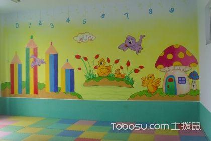 幼儿园手绘墙图片,幼儿园手绘墙有什么特点