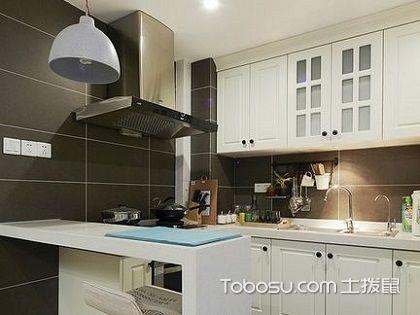 半开放式厨房装修介绍,你家的厨房装修了吗?