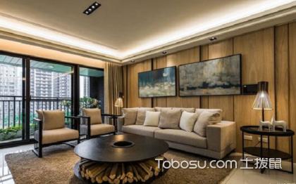 客厅装修墙壁效果图,客厅墙面如何装饰?