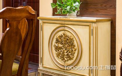 美式装饰柜,什么样装饰柜更好看?