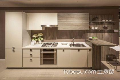 整体厨房装修效果图,别人家的厨房装修案例