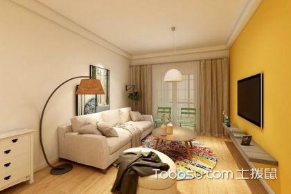 80平两室两厅装修案例,看简约风格如何打造温馨氛围