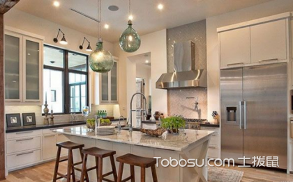 厨房橱柜效果图,让做饭更有意思