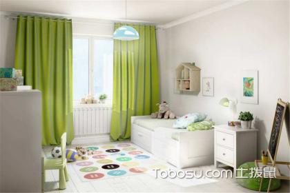 兒童房窗簾如何選擇,兒童房窗簾選擇注意事項
