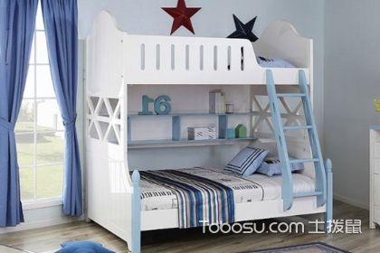 儿童床选购要点,看看你家儿童床选对了没