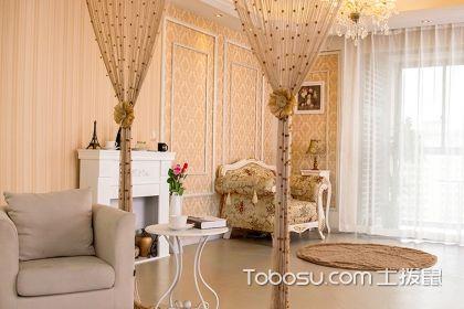 客厅水晶帘隔断装修效果图,客厅水晶帘隔断怎么设计