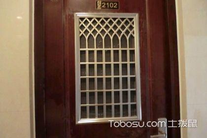 防盗门通风窗优缺点,选择带通风窗防盗门的注意事项