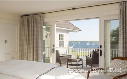有阳台的卧室装修效果图,这样装修绝对合适