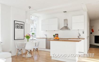 开放式厨房装修效果图,厨房装修案例赏析