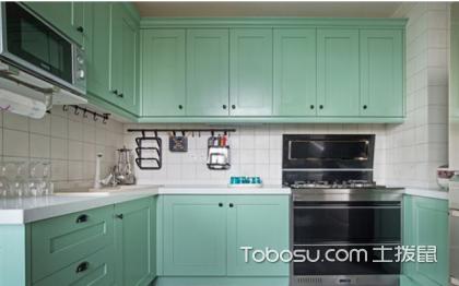 厨房装修效果图,健康的生活从装修厨房开始