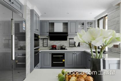简装厨房装修效果图,让简约也变成一种美