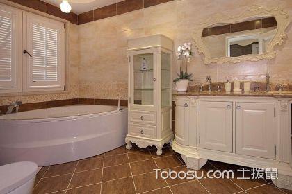 卫生间软装配饰说明,让卫浴间更漂亮