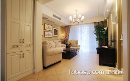 125平方四室两厅效果图,最合适的装修案例