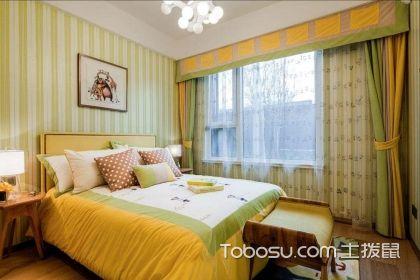 小卧室的窗帘如何挑选?卧室窗帘选购小技巧介绍