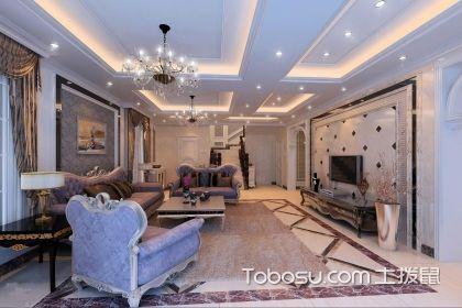 豪宅客厅装修设计图,尽显奢华魅力