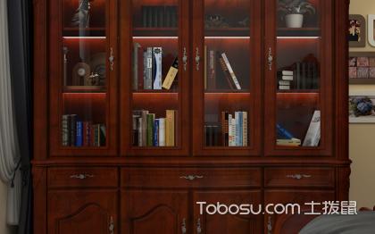 美式装饰书柜,四款任何选择