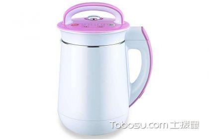 家用豆漿機的清洗和保養方法是什么?怎么挑選豆漿機?