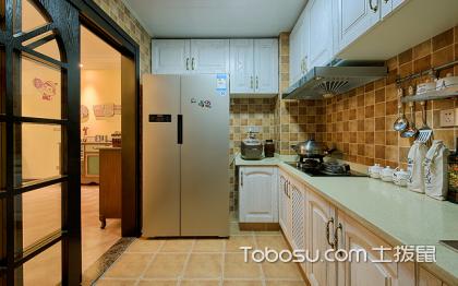 美式厨房装修效果图,打造不一样的美式厨房