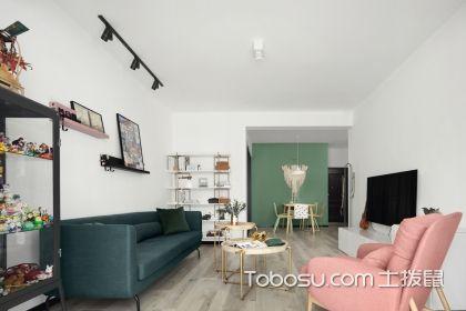 小户型室内装修设计图,温馨时尚小屋