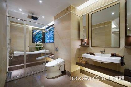 2018小户型浴室置物架效果图,美观又不失实用