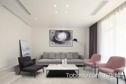 现代客厅装修风格案例,总有一款让你心动
