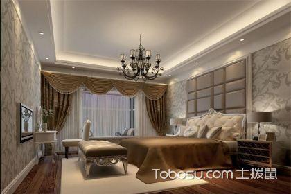 欧式卧室装修效果图,欧式卧室装修图片大全
